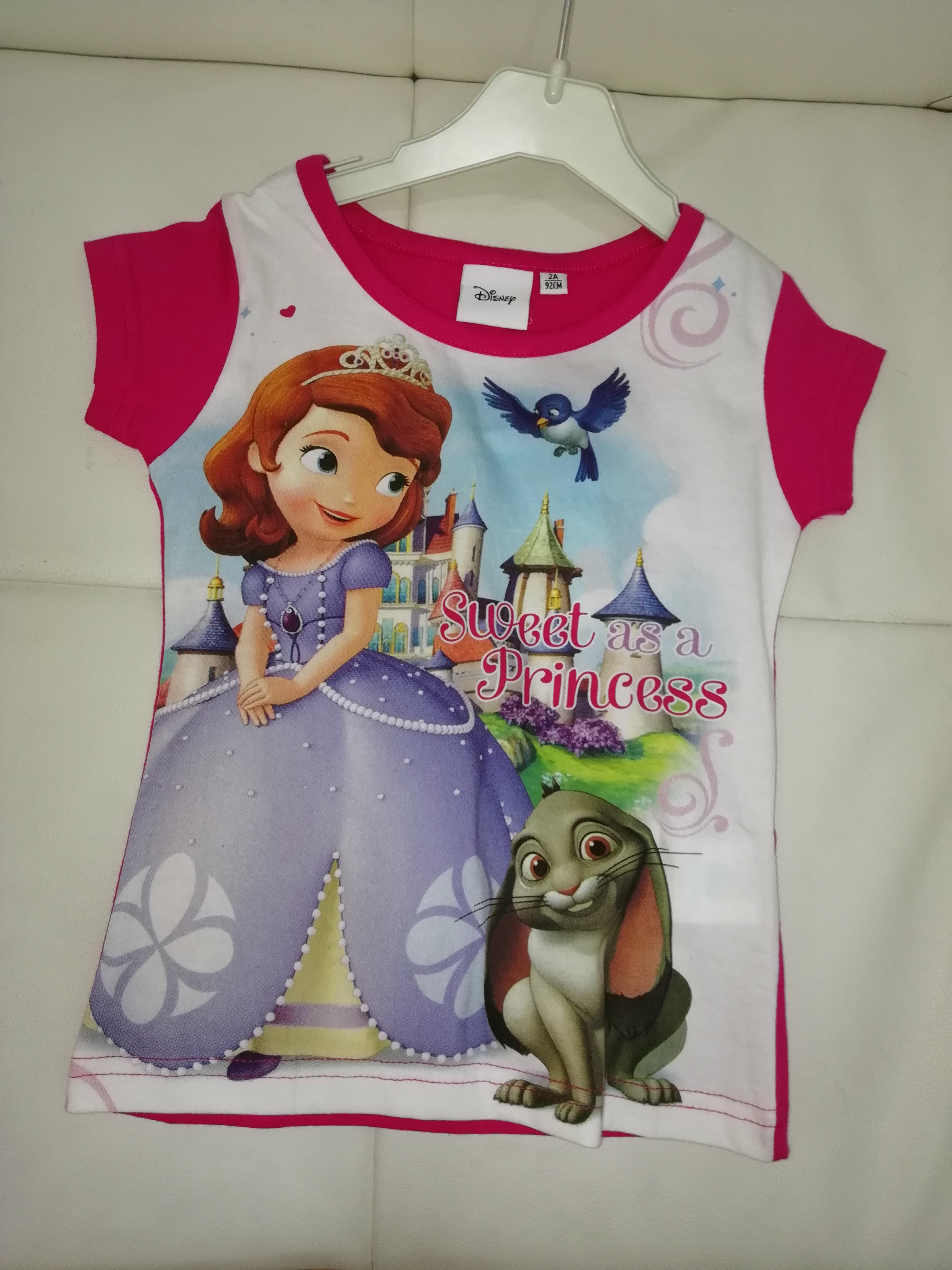 a5bc606c0 Camiseta Princesa Sofía
